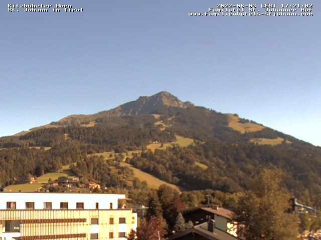 Webcam St. Johann in Tirol