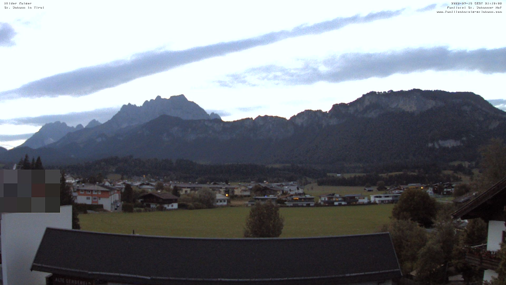Wilder Kaiser - St. Johann in Tirol
